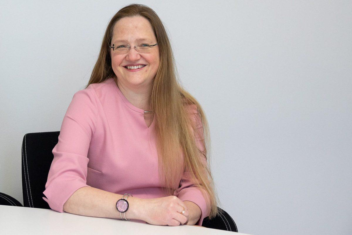 Rechtsanwältin Stephanie Wieland, Anwaltskanzlei Springer, Obinger & Partner mbB, Weingarten. Foto: Wyrich Zlomke (2020)