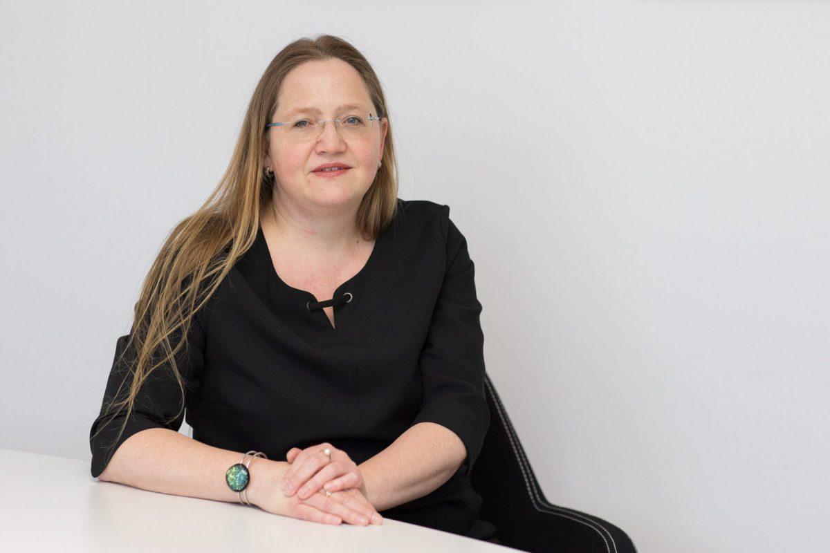 Rechtsanwältin Christine Wieland, Anwaltskanzlei Springer, Obinger & Partner mbB, Weingarten. Foto: Wyrich Zlomke (2020)