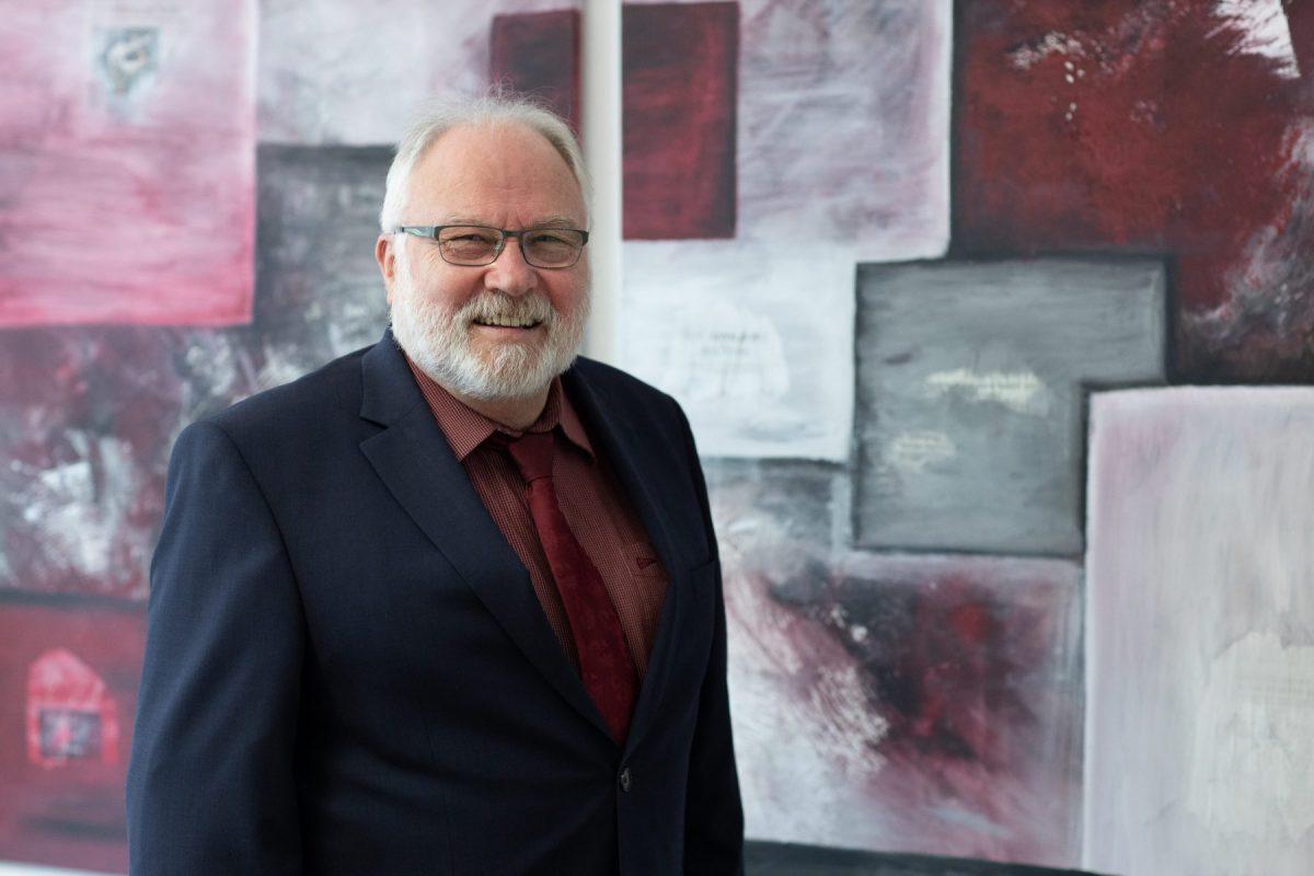 Rechtsanwalt Gerhard Obinger, Anwaltskanzlei Springer, Obinger & Partner mbB, Weingarten. Foto: Wyrich Zlomke (2020)