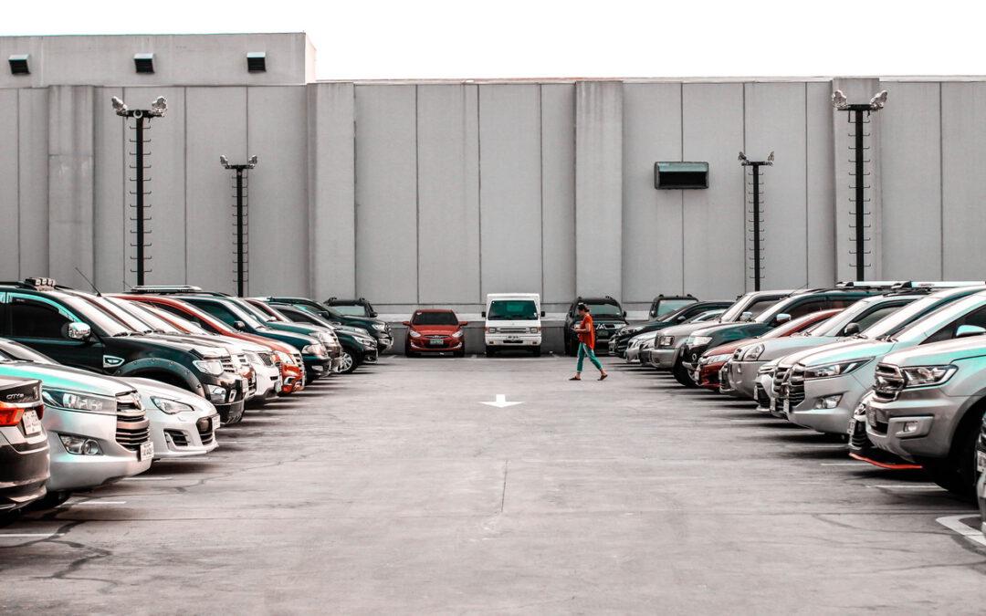 Wie teuer wird Falschparken auf privaten Parkplätzen (z.B. am Supermarkt)?