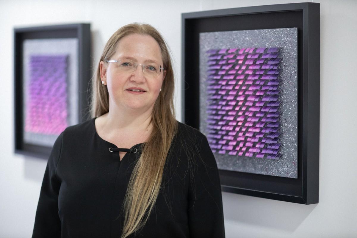 Rechtsanwältin Christine Wieland. Foto: Wynrich Zlomke (2020)