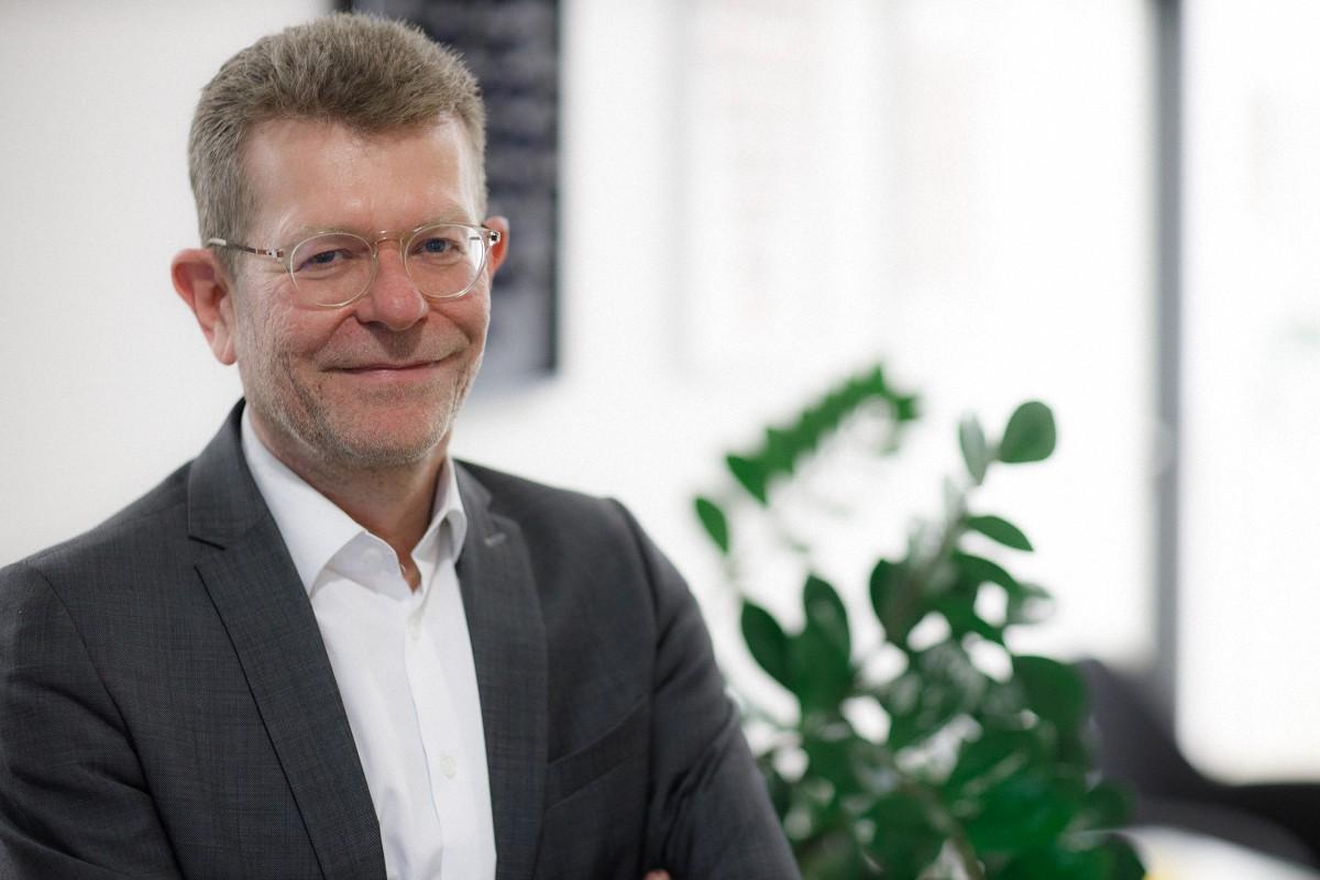 Rechtsanwalt Franck Cariot, Anwaltskanzlei Springer, Obinger & Partner mbB, Weingarten. Foto: Wynrich Zlomke (2020)