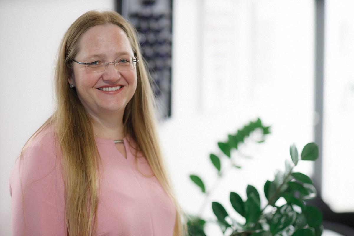 Rechtsanwältin Stephanie Wieland. Foto: Wynrich Zlomke (2020)